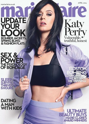 Katy Perry: Marie Claire Magazine (UK April 2014) -02