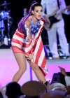 Katy Perry - Performs at Fleet Week in New York 2012