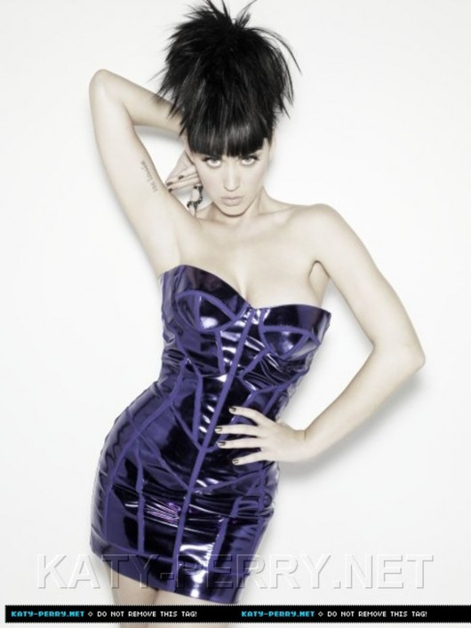 Katy Perry – photoshoot by Rankin
