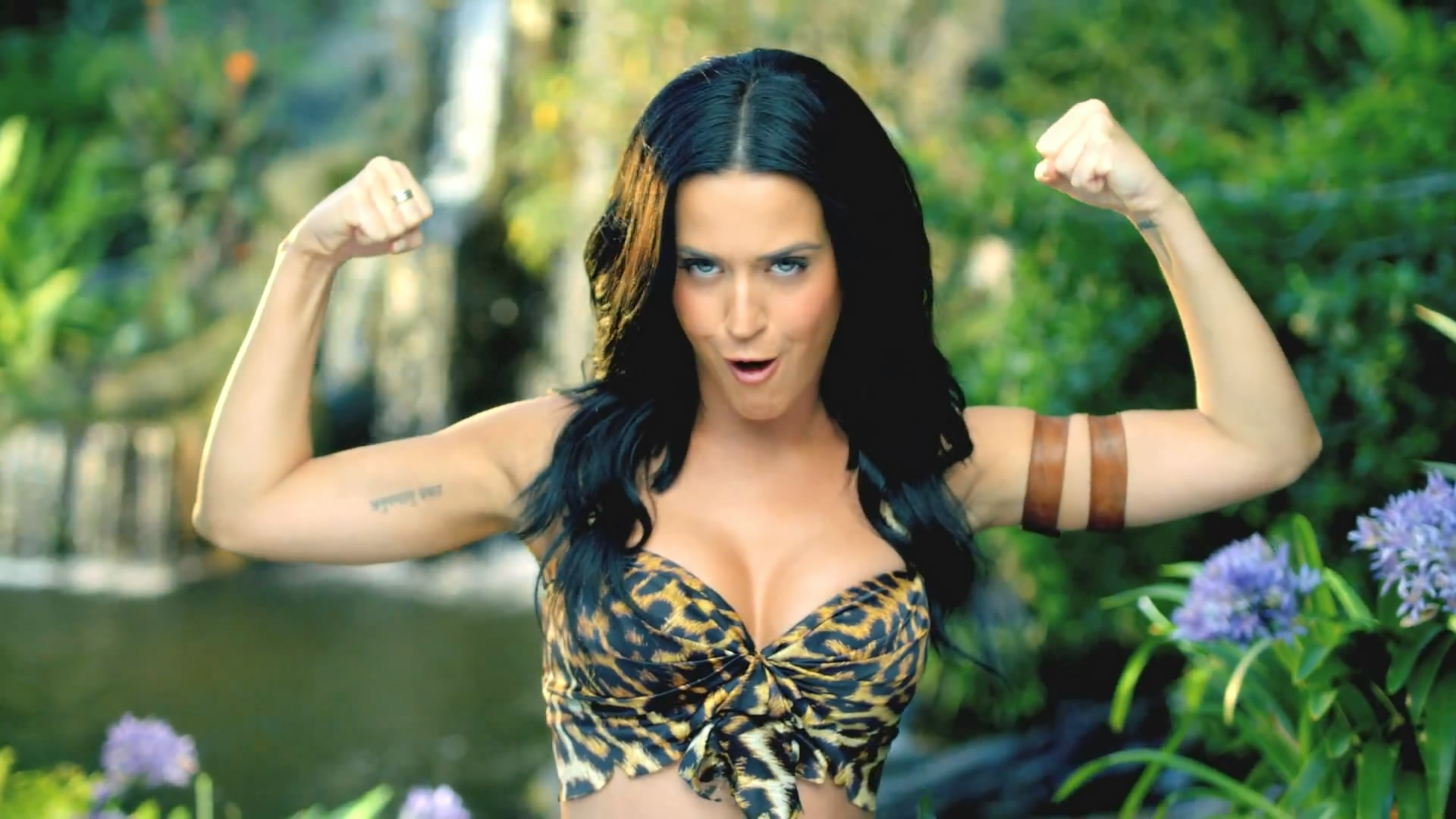 katy perry - roar music video hd