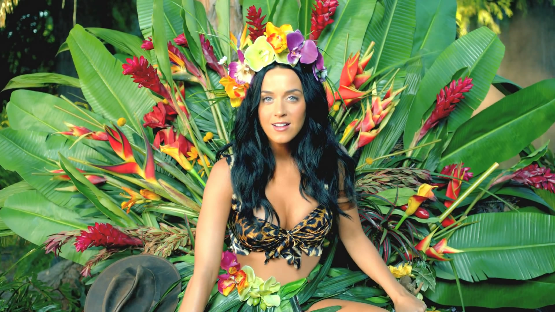 Katy Perry Roar Music Video HD -30 - GotCeleb