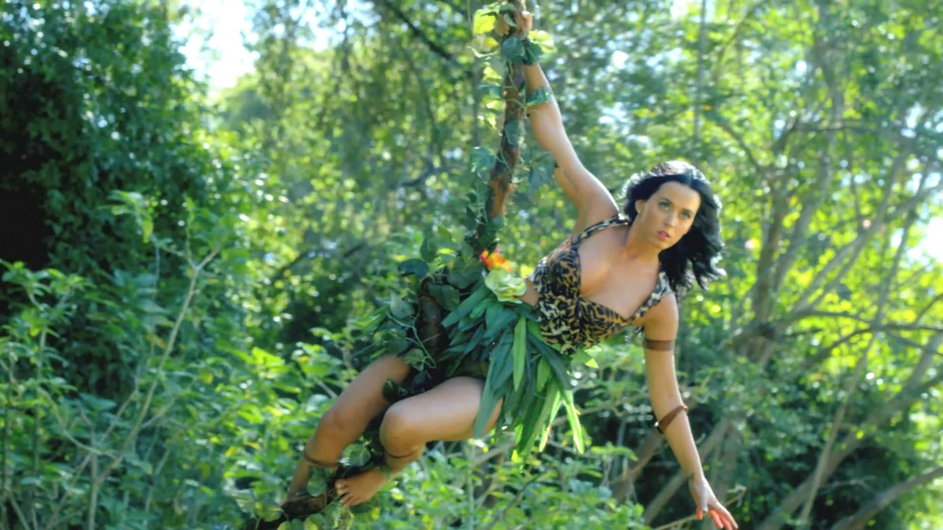 Katy Perry Roar Music Video HD -34 - GotCeleb