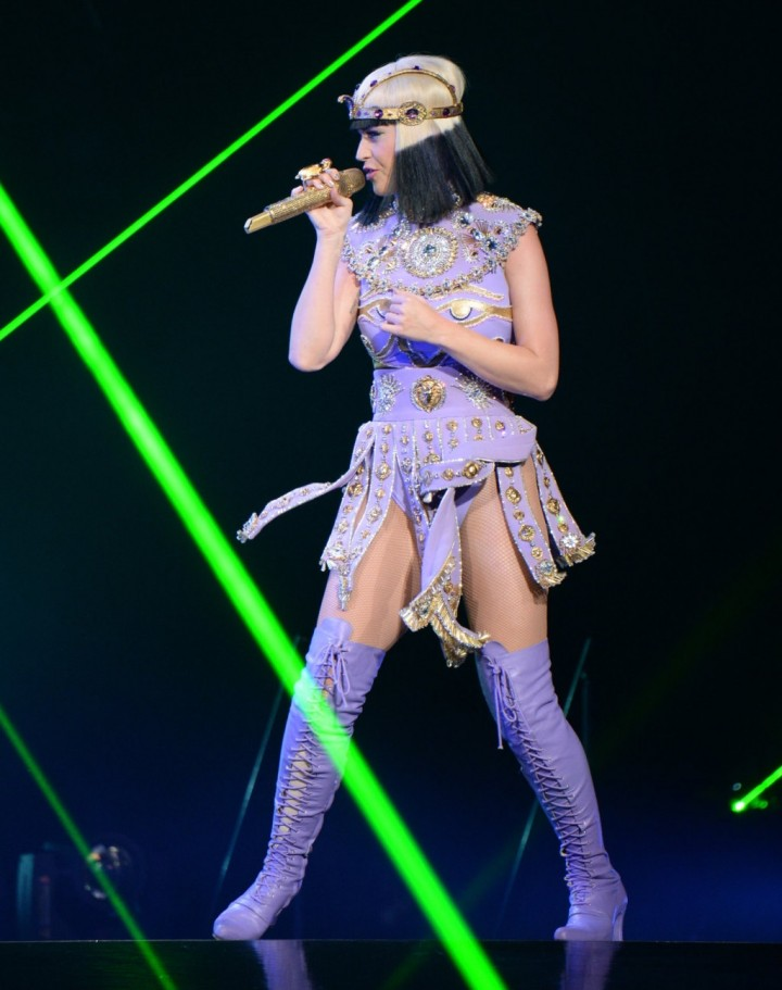 Katy Perry: Performs Live at The Prismatic World Tour -05 ...