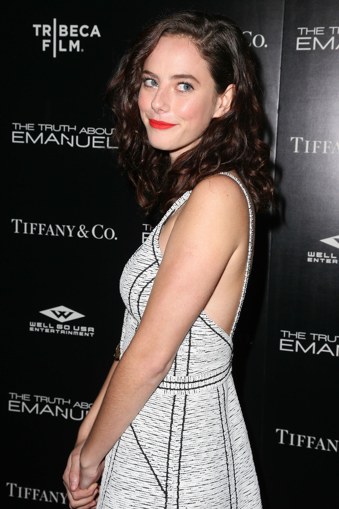 Kaya Scodelario: The Truth About Emanuel Premiere -04 ...