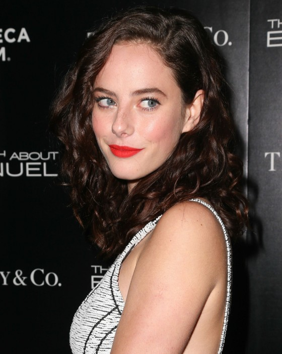 Kaya Scodelario: The Truth About Emanuel Premiere -06 ...