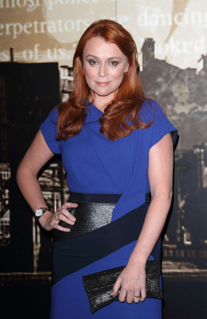 Keeley Hawes - Specsavers Crime Thriller Awards 2014 in London