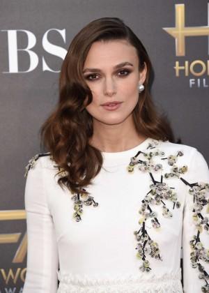 Keira Knightley - 18th Annual Hollywood Film Awards
