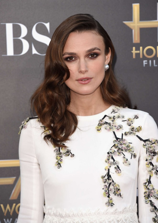 Keira Knightley - 18th Annual Hollywood Film Awards