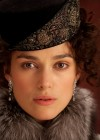 Keira Knightley - Anna Karenina Movie Production stills
