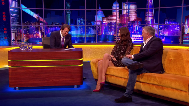 Keira Knightley: The Jonathan Ross Show -05