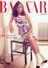 Keira Knightley: Harpers Bazaar UK 2014 -02
