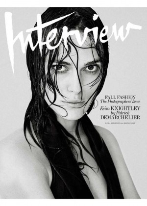 Keira Knightley - Interview Cover Magazine (September 2014)