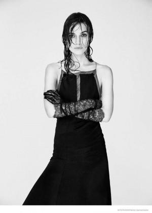 Keira Knightley - Interview Magazine (September 2014)
