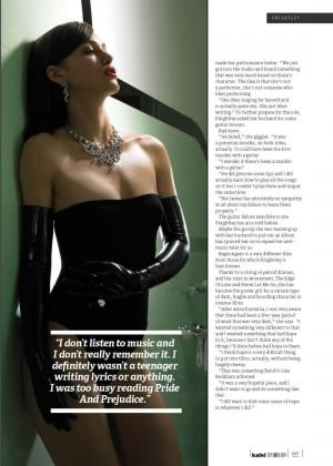 Keira Knightley - Loaded UK Magazine (September 2014)