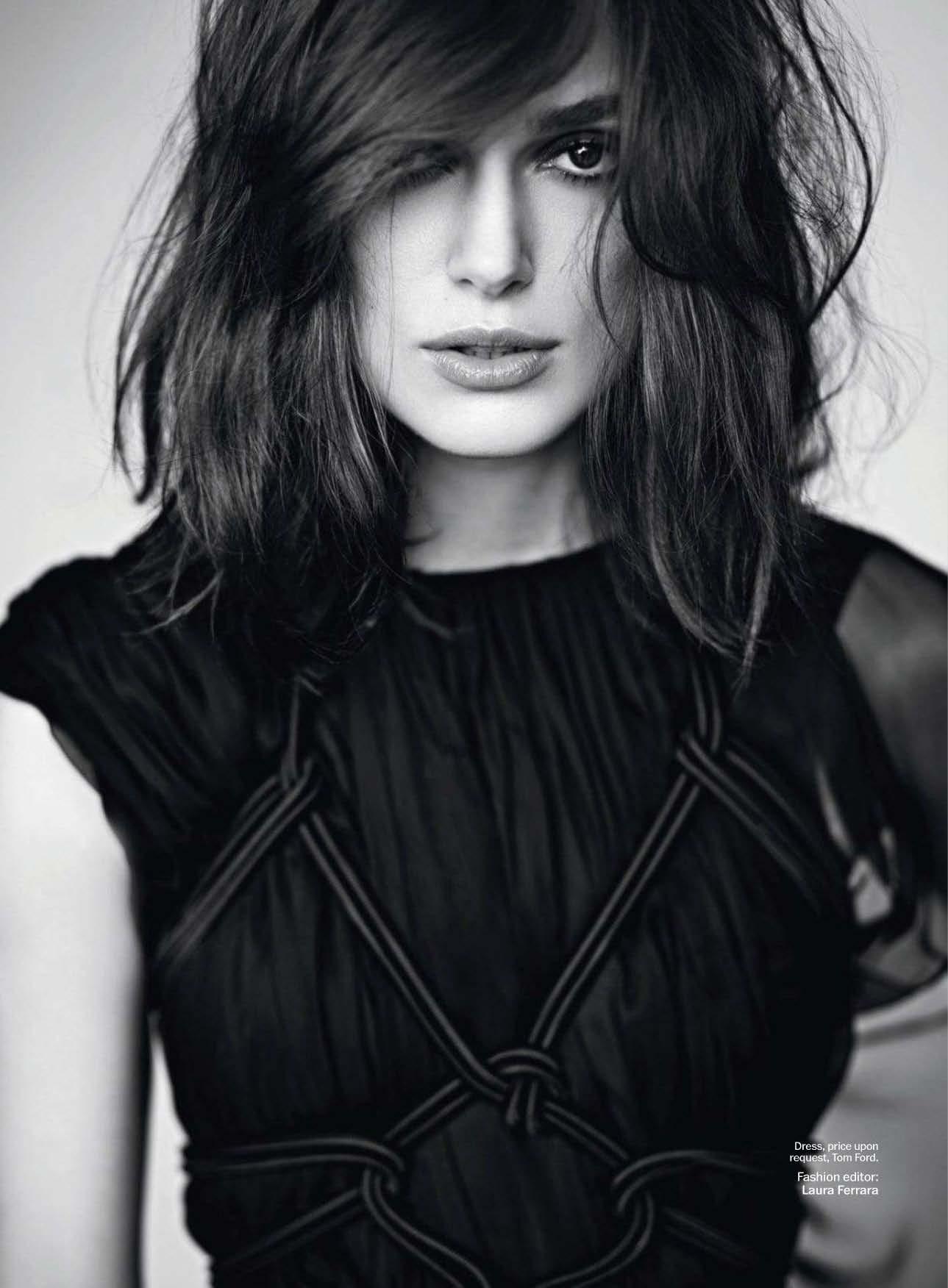 Keira Knightley 2013 : Keira Knightley – Marie Claire Magazine 2013-05