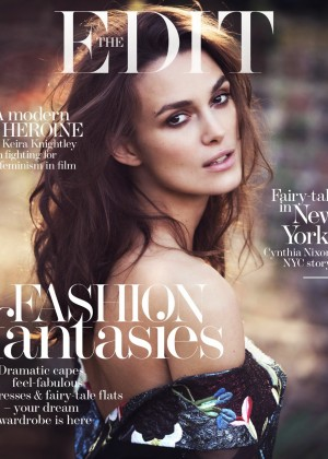 Keira Knightley - The Edit Magazine (October 2014)
