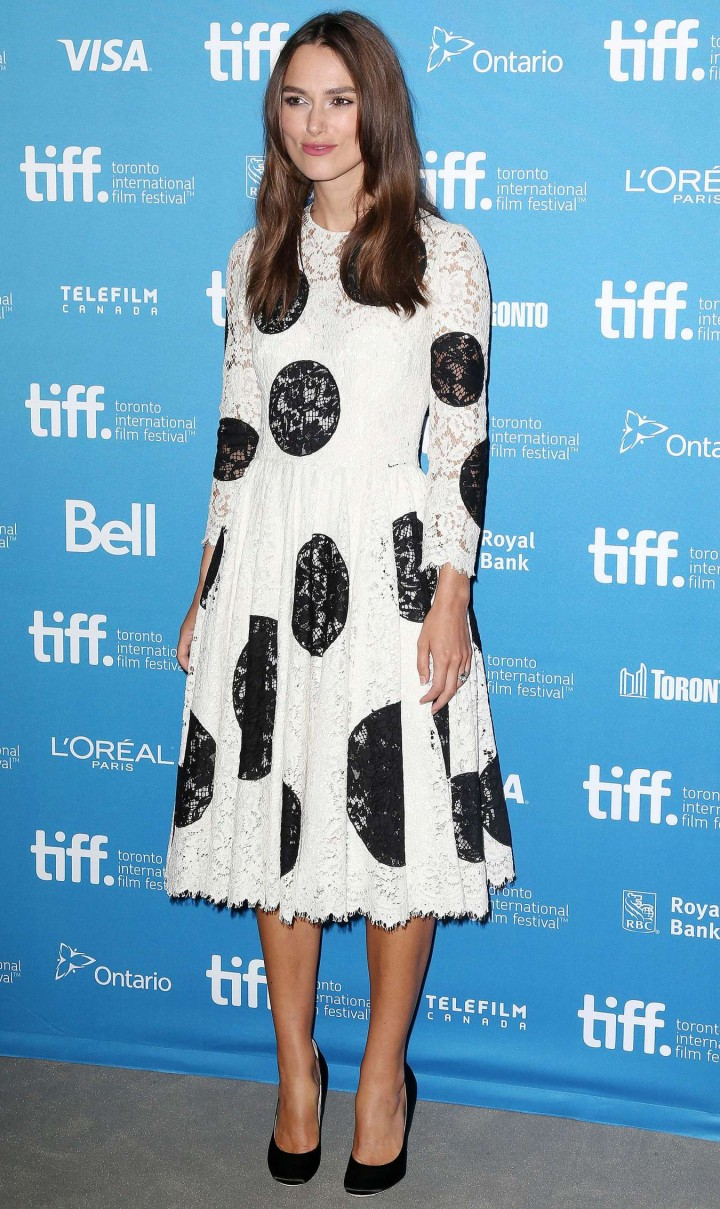 Keira Knightley at 2014 TIFF -13