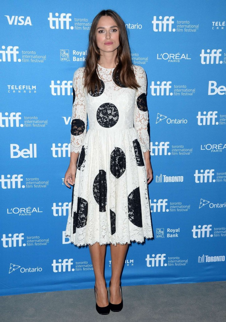 Keira Knightley at 2014 TIFF -17