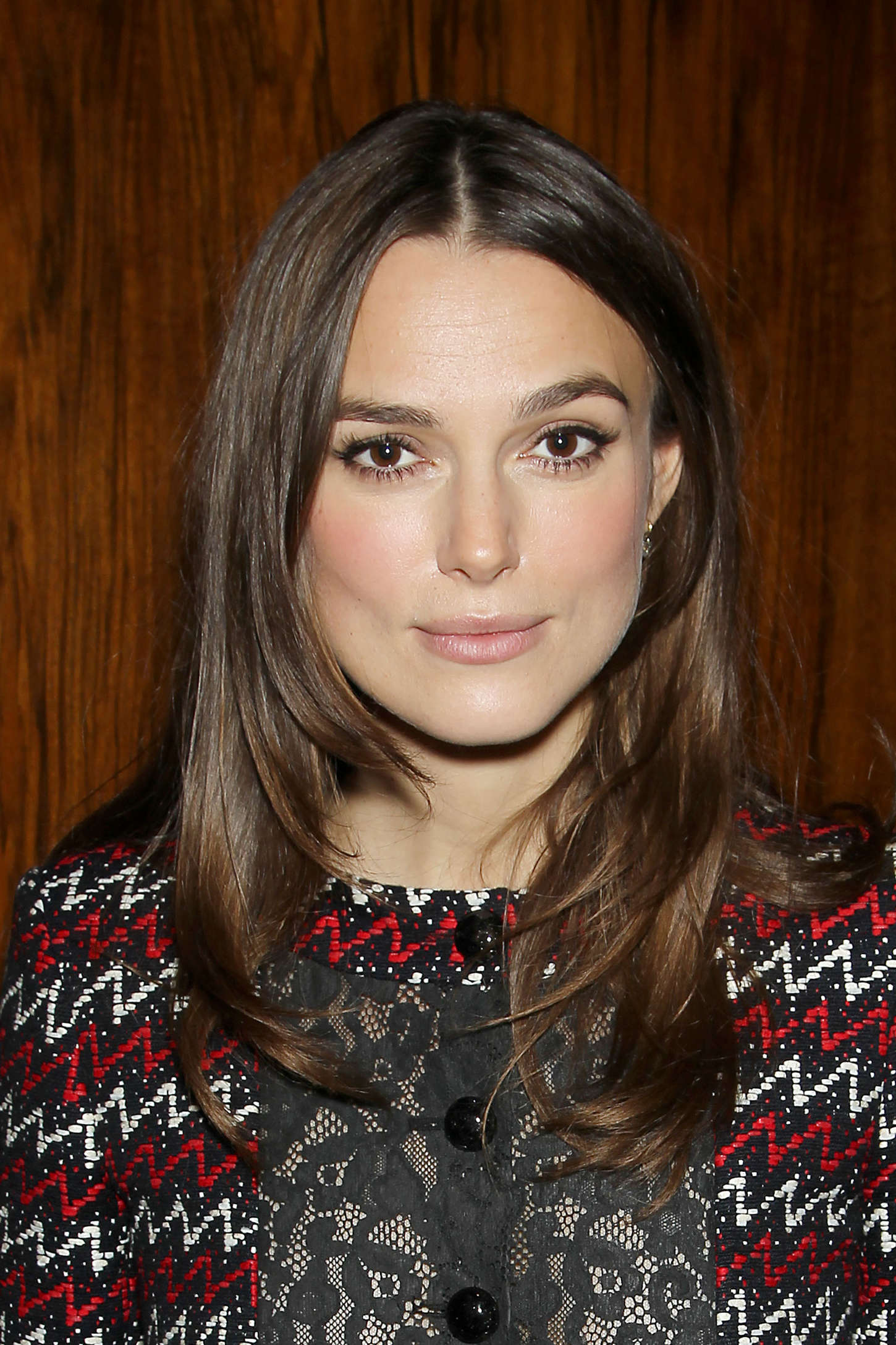 Keira Knightley - 'The Imitation Game' Special Luncheon in NYC