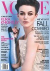 Keira Knightley Photoshoot for Vogue Magazine Cover