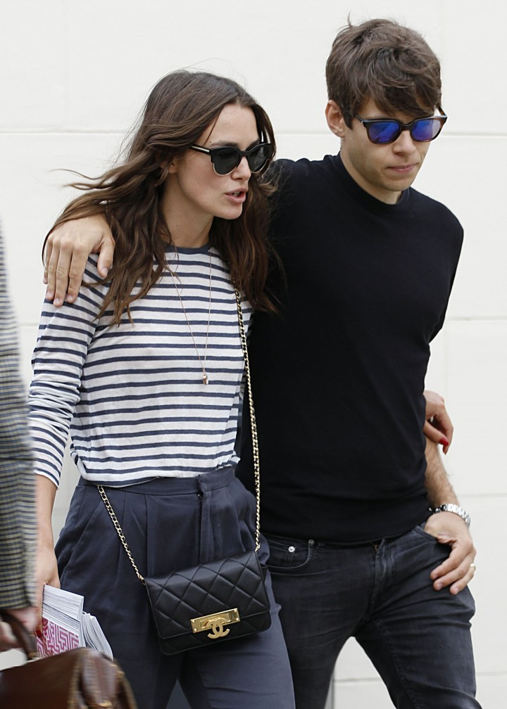 Keira Knightly out shopping -02