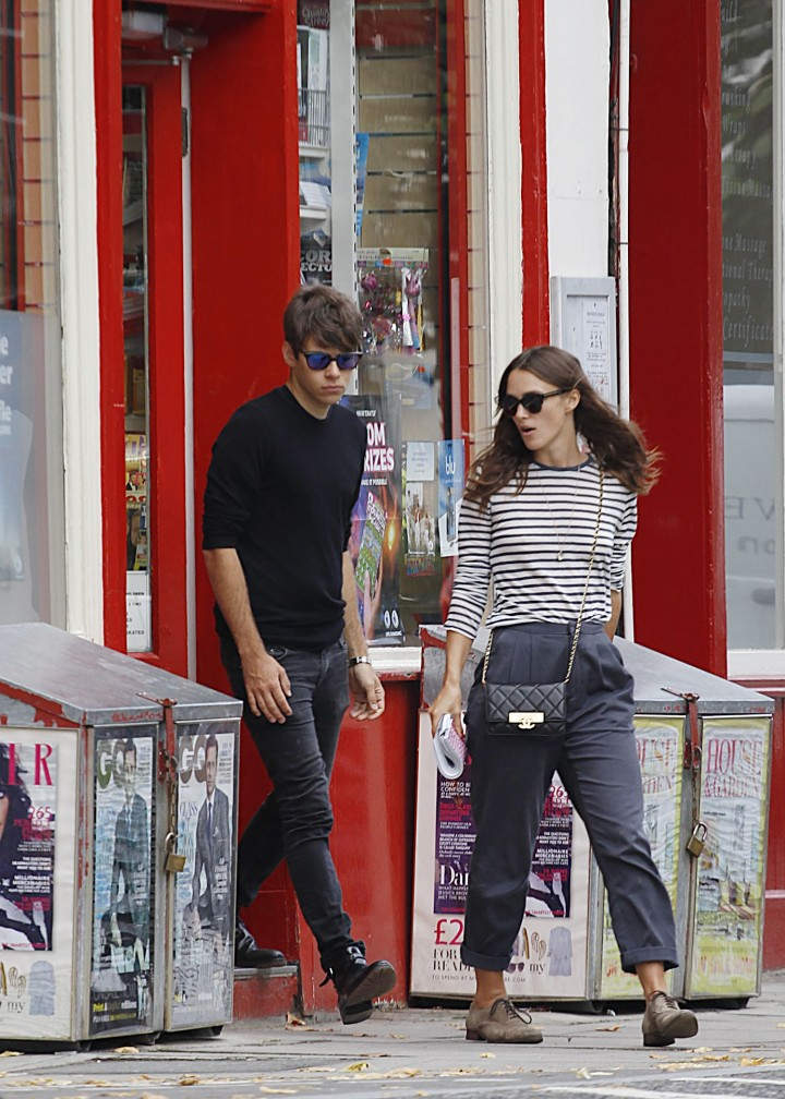 Keira Knightly 2014 : Keira Knightly out shopping -03