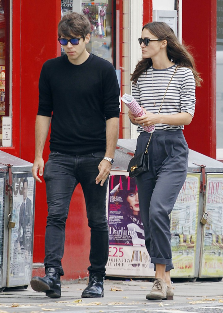 Keira Knightly out shopping -06
