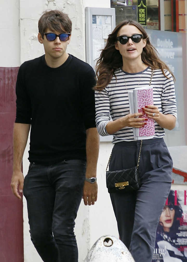 Keira Knightly out shopping -07