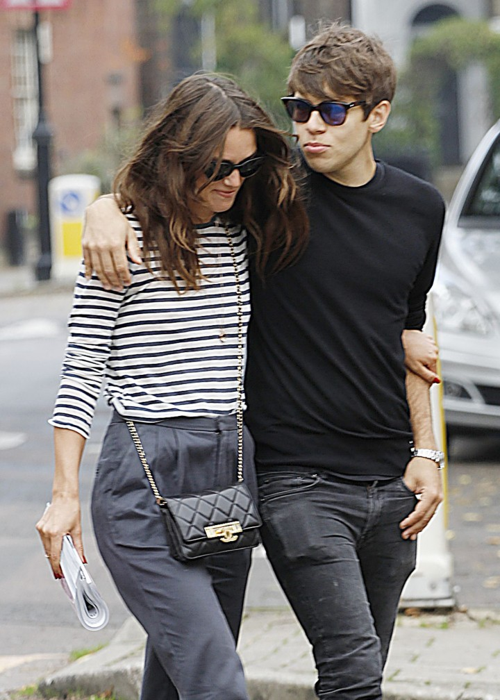 Keira Knightly out shopping -08