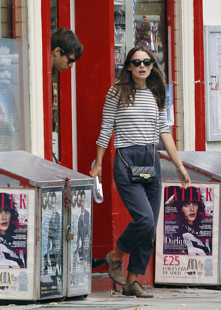 Keira Knightly out shopping -10
