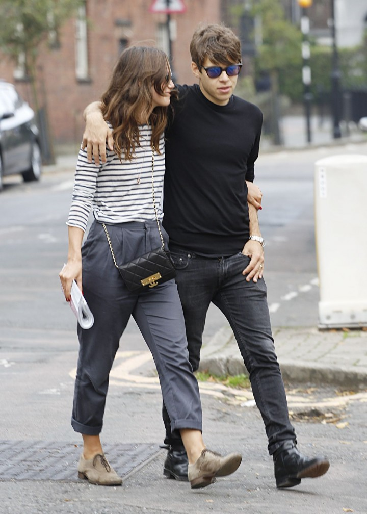 Keira Knightly out shopping -11