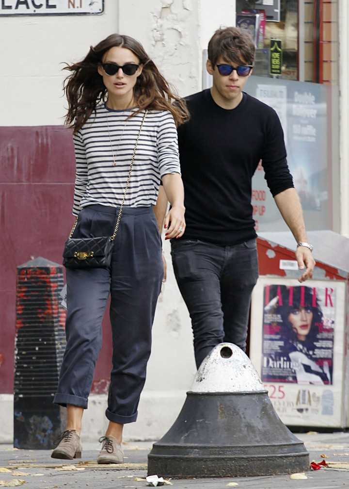 Keira Knightly out shopping -13