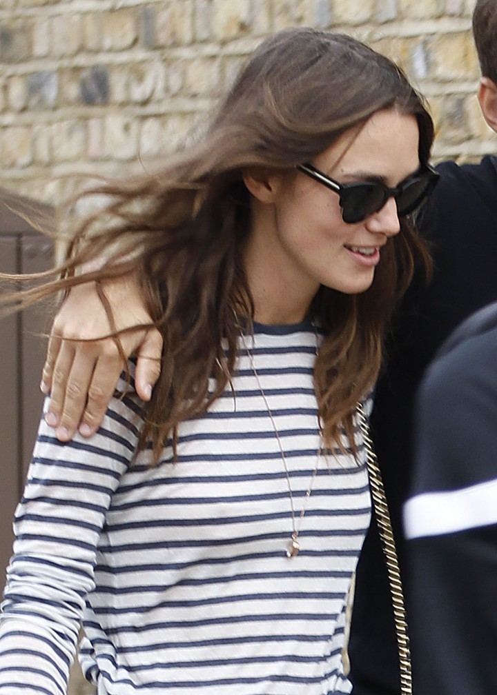 Keira Knightly out shopping -21