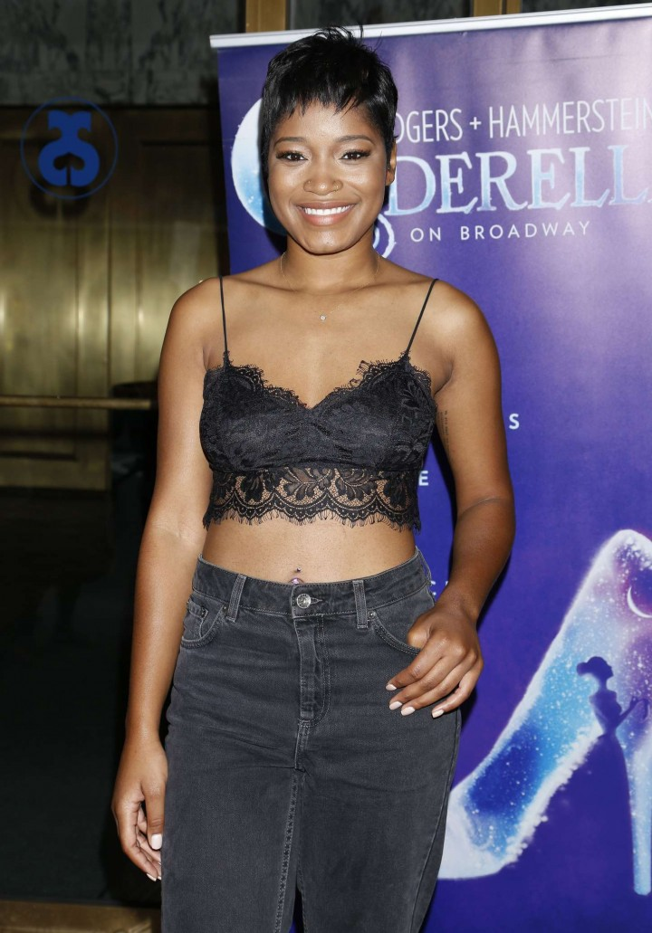 Keke Palmer - Broadway's Cinderella Cast Photocall in New York City
