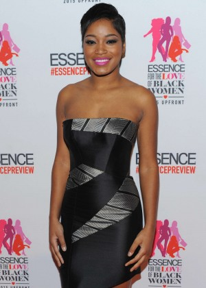 Keke Palmer - ESSENCE 2015 Upfront: ESSENCE Preview event in NYC