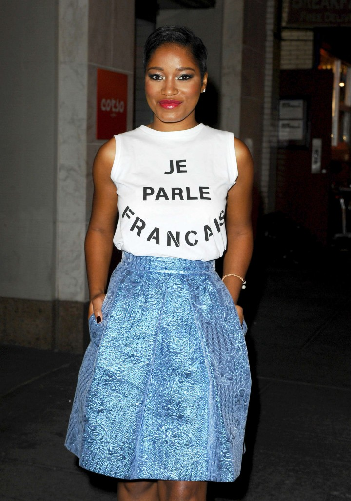 Keke Palmer – Instyle Hosts 20th Anniversary Party in NYC