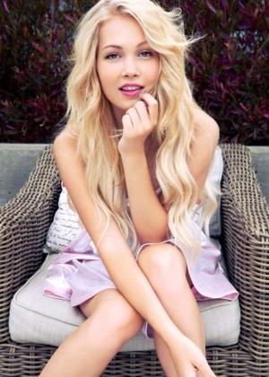 Kelli Berglund by Courtney Phillip Photoshoot 2014