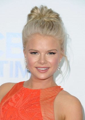 Kelli Goss: 2014 Daytime Emmy Awards After Party -01