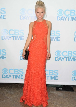 Kelli Goss: 2014 Daytime Emmy Awards After Party -04