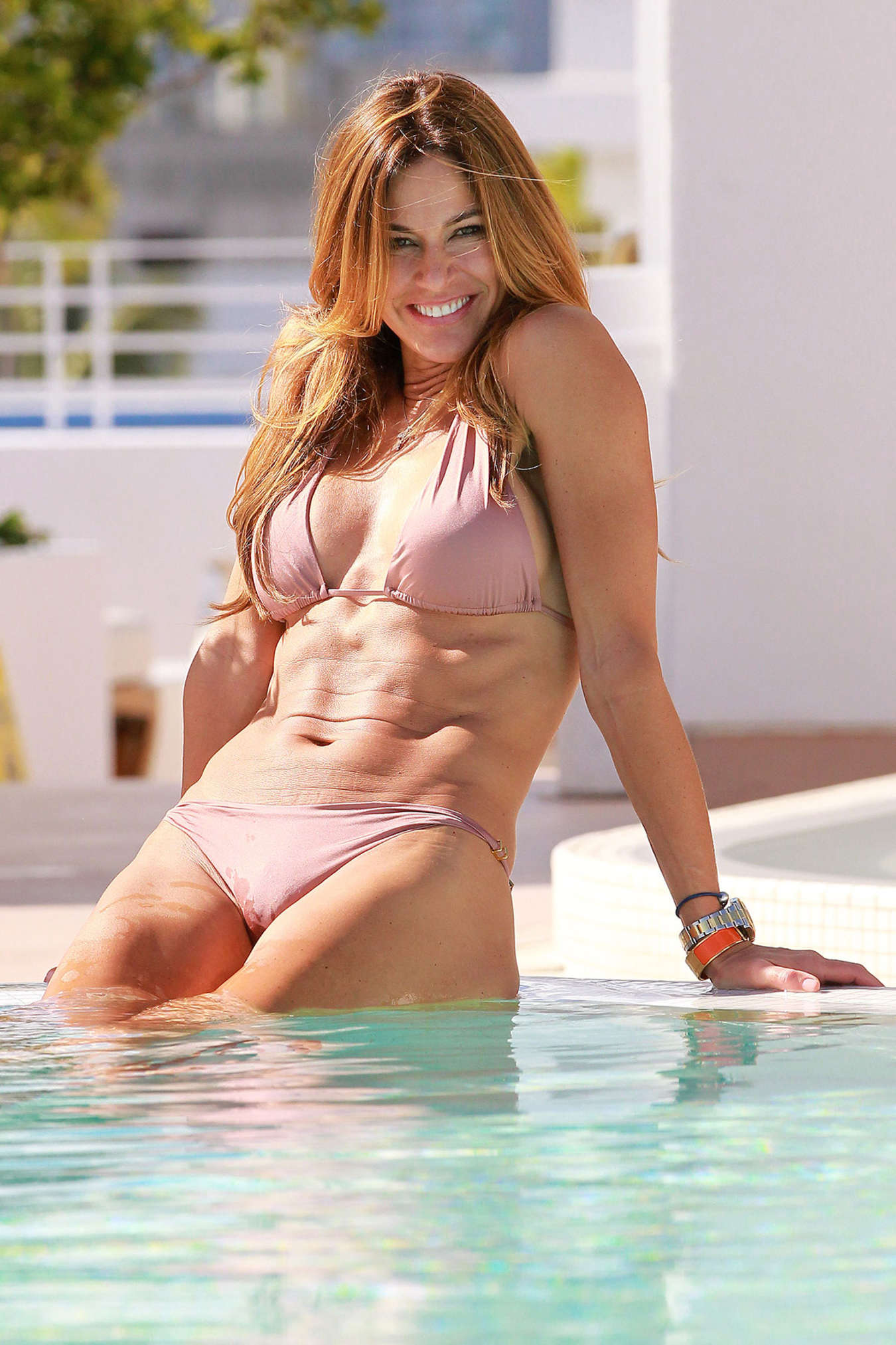 Kelly Bensimon in Bikini -18 - GotCeleb