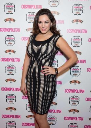 Kelly Brook - 2014 Cosmopolitan Ultimate Women Awards in London