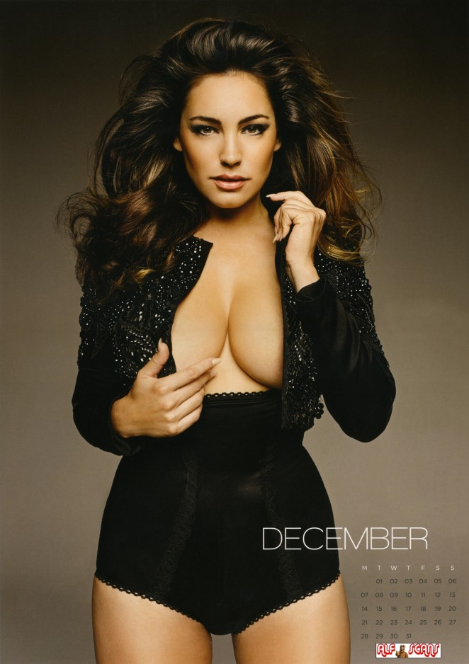 Kelly Brook: 2015 Calendar -04