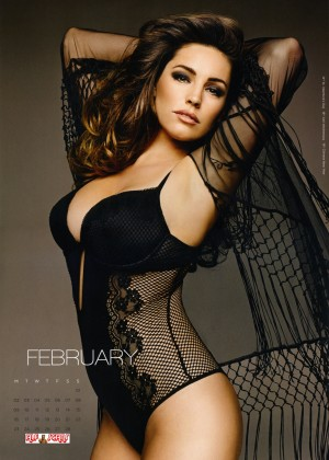 Kelly Brook: 2015 Calendar -05