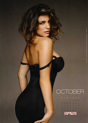 Kelly Brook: 2015 Calendar -08