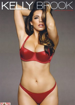 Kelly Brook: 2015 Calendar -09