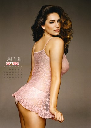 Kelly Brook: 2015 Calendar -10