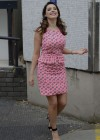 Kelly Brook - arrives home after appearing on Lorraine in London -08