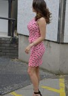 Kelly Brook - arrives home after appearing on Lorraine in London -10