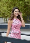 Kelly Brook - arrives home after appearing on Lorraine in London -12