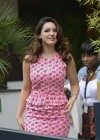 Kelly Brook - arrives home after appearing on Lorraine in London -13